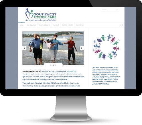 Southwest Foster Care Website